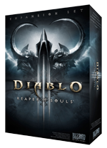 Diablo 3 Reaper of Souls box